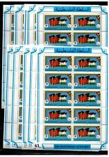 / 10X PALESTINE - MNH - FLAGS - 100 STAMPS - 1994