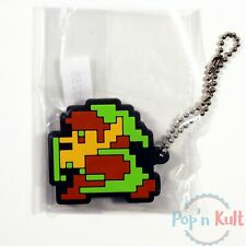 The Legend of Zelda Link Rubber Strap Keychain Famicom Collection Nintendo NEW