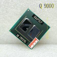 Intel Core 2 Quad Q9000 SLGEJ 2.0 GHz / 6M / 1066MHz Socket P Notebook Processor