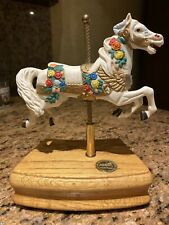 Vintage The American Carousel Horse by Tobin Fraley Second Edition #5969