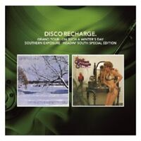 GRAND TOUR/SOUTHERN EXPOSURE - DISCO RECHARGE-ON SUCH A WINTER'S DAY/+ 2 CD NEU
