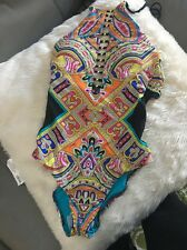 Trina Turk One Piece Bathing Suit Size 10