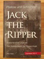 Jack the Ripper von Hendrik Püstow (Gebundene Ausgabe)