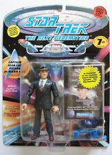 STAR TREK TNG CAPTAIN PICARD AS DIXON HILL Action Figure ~ Collector Series NEW