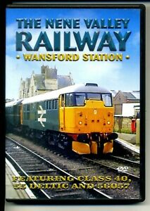 THE NENE VALLEY RAILWAY  WANSFORD STATION    POST FREE