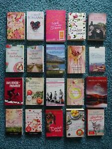 Bücherpaket Sammlung Frauen Bücher Romane 20 Frauenromane TB Liebe Romantik
