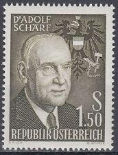 Österreich Austria 1960 ** Mi.1075  Adolf Schärf Bundespräsident President
