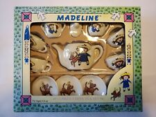 Vintage Madeline 13 Piece China Tea Set New In Box