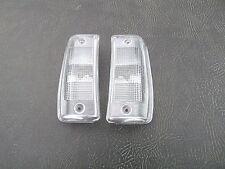 Lens signal lamp front white set Opel Kadett C , GTE, Aero, Opel Classic Parts