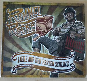 Rummel Racke - CD Liebe auf den Ersten Schluck – Malte Hoyer / Versengold neuw.
