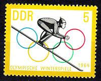 1000 postfrisch DDR Briefmarke Stamp East Germany GDR Year Jahrgang 1963
