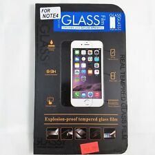 Tempered Glass Explosion-Proof tempered glass film Samsung Galaxy Note 4 New