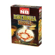 Naubahar Dahi Bhalla Masala 100 gram Mixture of spices Flavourful Bhalla Sprinkl