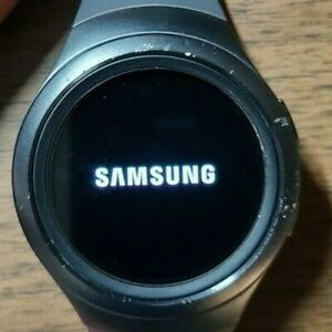 Samsung Gear S2 Stainless Steel Case Dark Gray - T-Mobile (SM-R730T)
