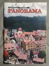 1984 DECEMBER PORSCHE PANORAMA MAGAZINE CARRERA 911 928 944 924 356 TURBO