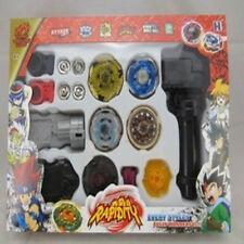 Bey Blade Launcher Starter Beyblade 4D Toy Spinning Top Metal Toys Children Gift