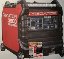 HARBOR FREIGHT TOOLS coupon ...... 3500 watt Inverter/Generator .... Coupon Only