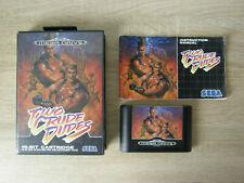 Two Crude Dudes (complete / PAL) - Sega Mega Drive