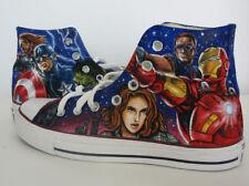 965d49065d16e3 The Avengers custom canvas shoes hand painted shoe gift women men kids