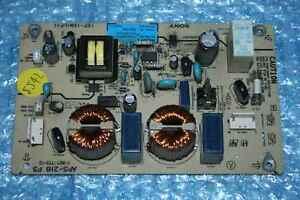 Sony - APS-218 FS , 1-867-773-12, 1-468-944-11, / (Ch), KDE-V42A12U, Kdev