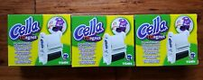 Lot of 3 Tomy Cella Sticker Magnet Maker Printer Refill Cartridges Free Shipping