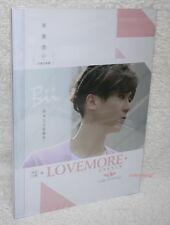 Bii Love More 2015 Taiwan Special CD+64P Story Photobook