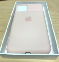 Apple MWVR2LL/A iPhone 11 Pro Max Smart Battery Case - Pink Sand GB