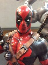 Deadpool Deluxe Diamond Select Marvel Comics Model Kit Statue Ryan Reynolds