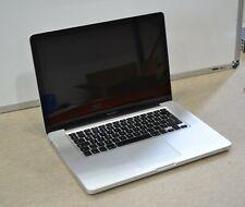 "Apple Macbook Pro 5.1 Intel Core 2 Duo P8600 4GB RAM 500GB HDD 15"""