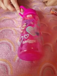 Smiggle Water Bottle Pink new
