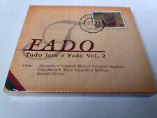 """CD """"FADO TUDO ISTO E FADO VOL 2"""" CD 14 TRACKS PRECINTADO SEALED ALEXANDRA FERNAN"""