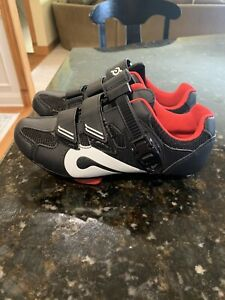 Peloton Cycling Shoes With Cleats - Excellent Condition Size 7
