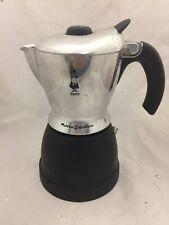 BIALETTI Mukka Express Cappuccino ELECTRIC Espresso Maker - *NO POWER BASE*