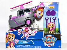 Paw Patrol Flip & Fly Skye Transforming Vehicle with Launchers