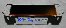 PEUGEOT 308 207 LCD DISPLAY SCREEN 9664483980
