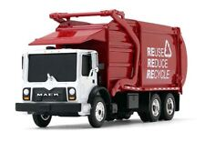 FIRST GEAR 1/87 SCALE MACK TERRAPRO FRONT END LOADER GARBAGE TRUCK | 80-0329