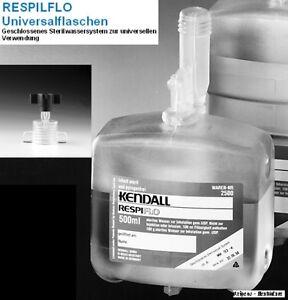 Sterilwasser 500ml 15 St. Karton Sauerstoffkonzentrator Sauerstoffgerät