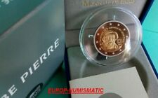 """FRANCE 2012 2 EUROS COMMEMORATIVE BE/PP/PROOF """" ABBE PIERRE """" SUPERBE"""