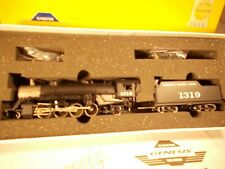 Athearn Genesis HO Scale Missouri Pacific USRA 2-8-2 #1319 NEW