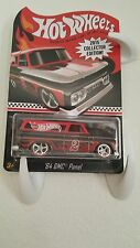 """2015 Hotwheels Collector Edition # 2 K - MART Mail-In """" 64 GMC PANEL """" Very Cool"""