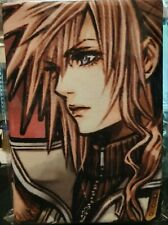 Dissidia Final Fantasy All Stars Lightning Fleece Blanket Square Enix 100cm Long
