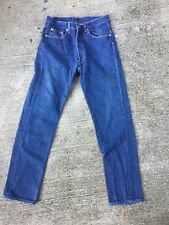 Vintage MADE IN USA LEVIS 501 Jeans 30 x 32 Labeled 33 X 36