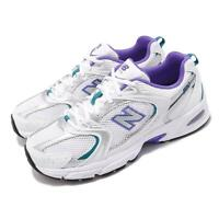 New Balance 530 White Purple Turq Men Women Unisex Running Casual MR530FN1 D