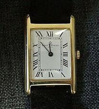 Baume Mercier 14k Yellow Gold Case Watch