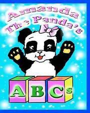 NEW Amanda the Panda's ABCs: Amanda the Panda by Donna L. Finch