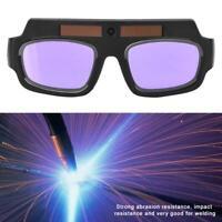 Solar automatisch Verdunkelung Schweißerbrille Schweißbrillen Augen Schutz Maske