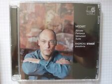 SACD Andreas Staier - Mozart Sonate Fantasia Variazioni Suite