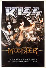 KISS - Monster - Killer Mint Promotional Poster