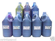 8 Gallon pigment refill ink for Epson Stylus Pro 7600 Printer CMY/PK/LC/LM/LK/MK