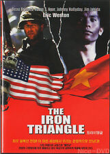 The Iron Triangle (1989) DVD, NEW!! Beau Bridges